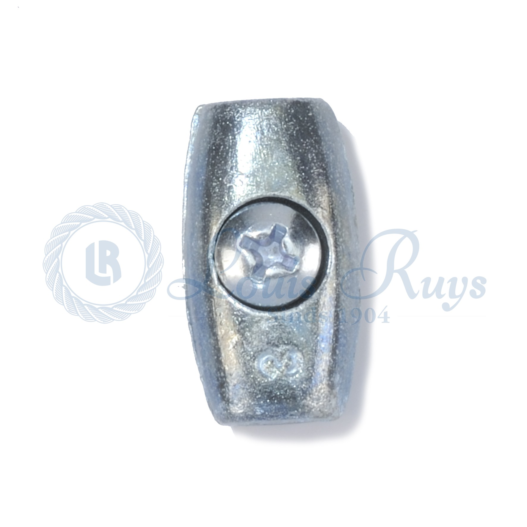 Oval wire rope clips - Louis Ruys