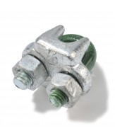 High tensile wire rope clips
