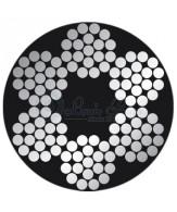 PP black 6x19+1