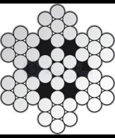 7x7 black