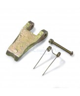 Latch sets for lever blocks