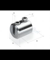 Cylinder clamp