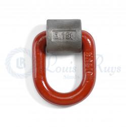 Weld on rings G80