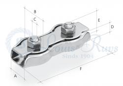 Duplex-clamps