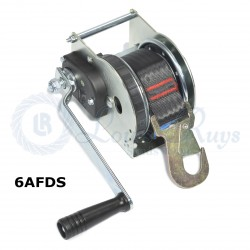 Goliath winch / automatic brake / protection / strap