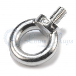 Stainless eyebolts